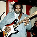 B.B. King at the 100 Club.